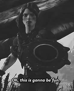 Watch and share Borderlands 2 GIFs and Athena GIFs on Gfycat
