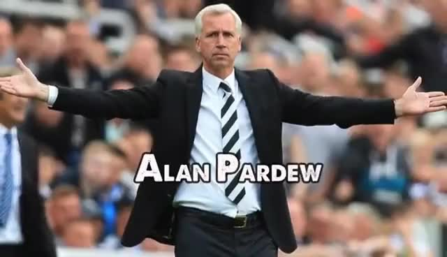 Watch Alan Pardew  Dance GIF on Gfycat. Discover more related GIFs on Gfycat