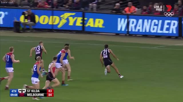 Watch and share Australian Football GIFs by Lace out on Gfycat