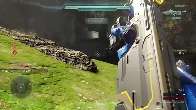 Watch this GIF by Xbox DVR (@xboxdvr) on Gfycat. Discover more Halo5Guardians, xbox, xbox dvr, xbox one, xxHISxBRxx GIFs on Gfycat