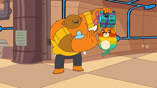 Watch and share Frederator Studios GIFs and Bravest Warriors GIFs by Cartoon Hangover on Gfycat