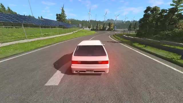 Watch ETK Ring Road - Alternate Entrance [BeamNG.drive] GIF on Gfycat. Discover more related GIFs on Gfycat