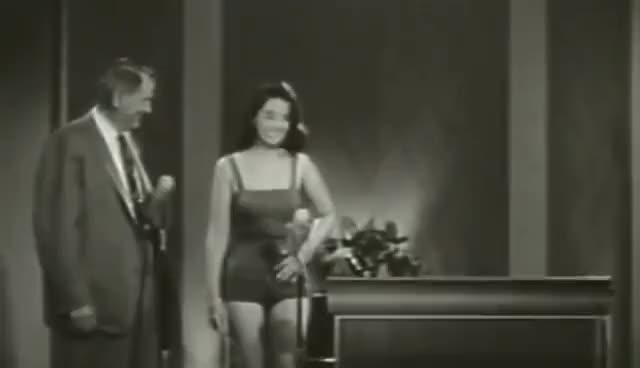 Watch Groucho Marx chatting up female guests (1950s) GIF on Gfycat. Discover more related GIFs on Gfycat