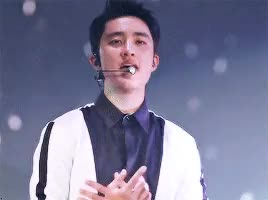 Watch don't go. GIF on Gfycat. Discover more d.o, do kyungsoo, exo, kyungsoo, mine GIFs on Gfycat