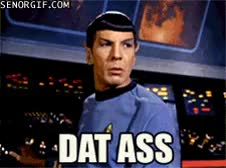 Watch dat booty GIF on Gfycat. Discover more Leonard Nimoy GIFs on Gfycat