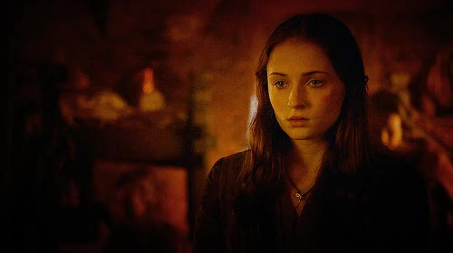 Watch and share Sansa Stark GIFs on Gfycat