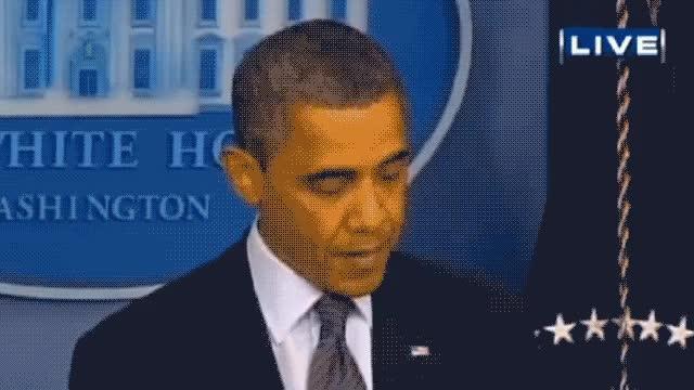 Watch original GIF on Gfycat. Discover more barack obama GIFs on Gfycat