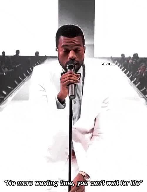 Watch and share 808s And Heartbreak GIFs and Love Lockdown GIFs on Gfycat