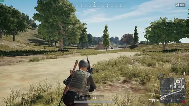 Watch and share Vlc-record-2018-01-19-13h47m52s-PLAYERUNKNOWN GIFs by Dunk on Gfycat