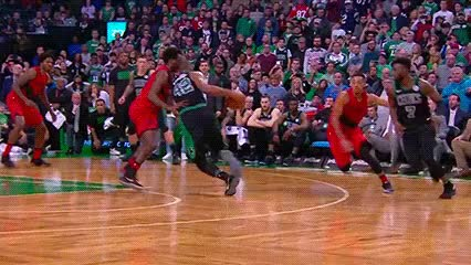 Watch Al Horford — Boston Celtics GIF by off-hand on Gfycat. Discover more 020418 GIFs on Gfycat
