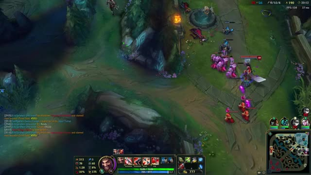 Watch and share League Of Legends GIFs and Cleanse GIFs on Gfycat