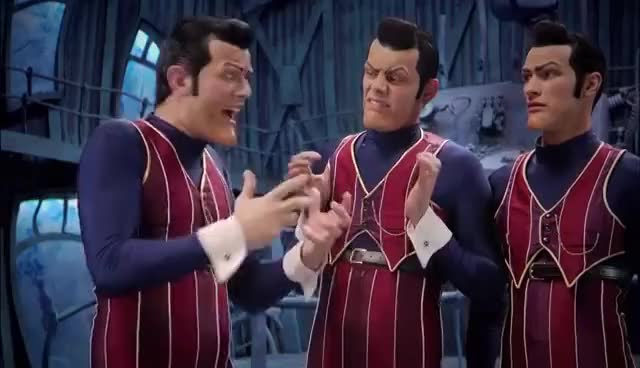 Watch and share LazyTown | Nah GIFs on Gfycat