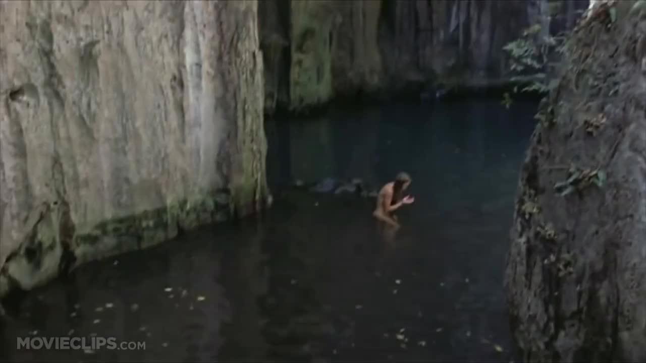 The Blue Lagoon 2 8 Movie Clip You Re Bleeding 1980 Hd Gif