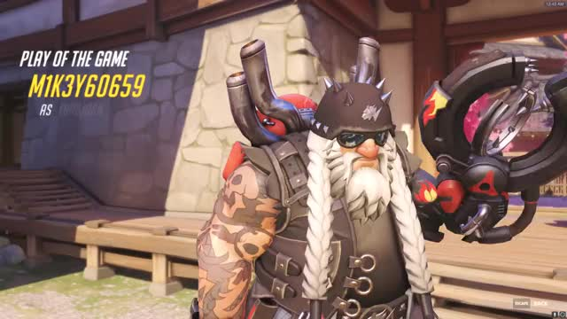 Watch Just another torbjorn play of the game GIF on Gfycat. Discover more overwatch GIFs on Gfycat