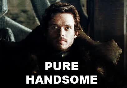 Watch handsome GIF by GIF Reactions (@visualecho) on Gfycat. Discover more Richard Madden, attractive, cute, handsome GIFs on Gfycat