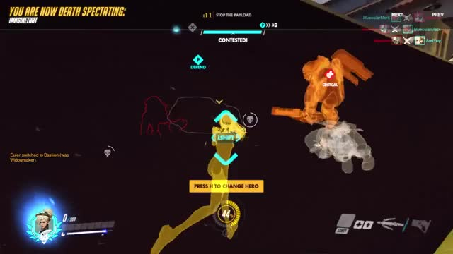Watch and share Overwatch GIFs and Dva GIFs by amiyuy on Gfycat