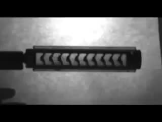 Watch and share Silencerco 22 Sparrow Suppressor X-ray GIFs on Gfycat