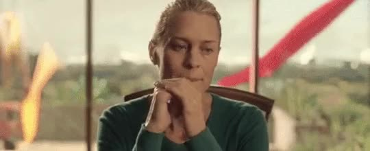 Watch Robin Wright GIF on Gfycat. Discover more related GIFs on Gfycat
