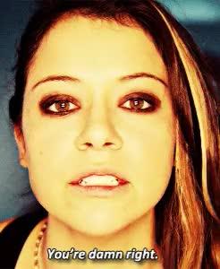 Watch and share Tatiana Maslany GIFs on Gfycat