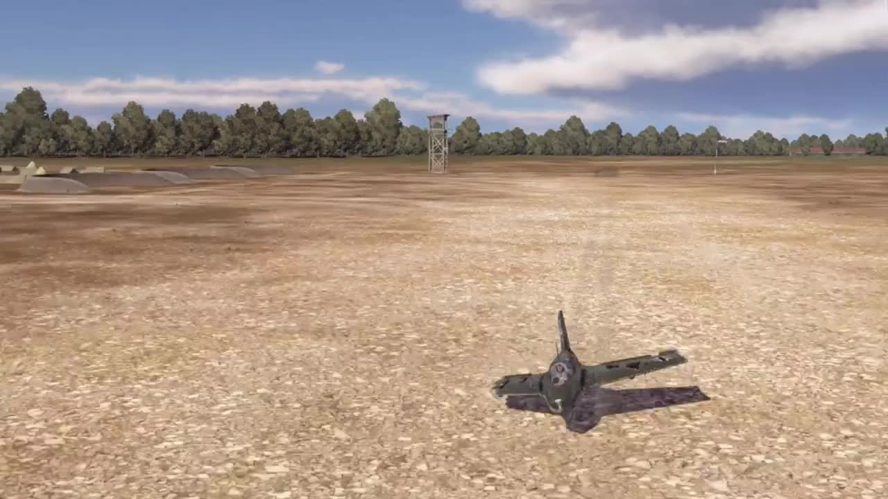 Warthunder: Perfect landing GIFs