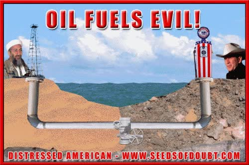 Watch and share Animated Oil Fuels Evil Medium GIFs on Gfycat