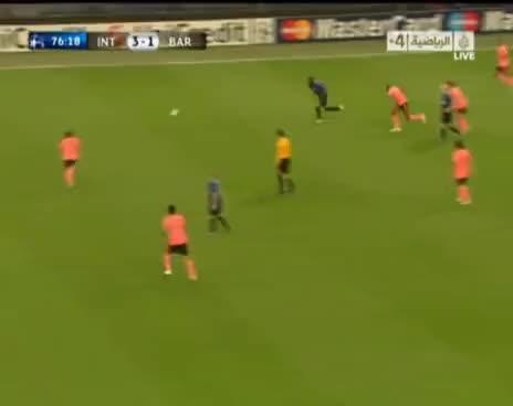 Watch and share Balotelli GIFs and Xavi GIFs on Gfycat