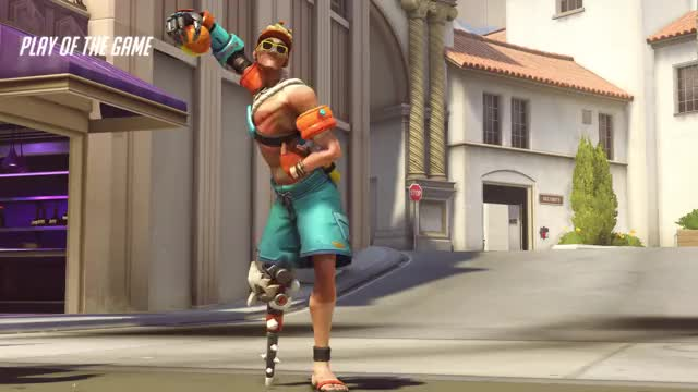 Watch and share Overwatch GIFs and Junkrat GIFs on Gfycat