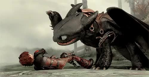 Watch this GIF on Gfycat. Discover more 10k, 1k, 3k, 5k, film, hiccup, hiccup horrendous haddock iii, hiccup x toothless, how to train your dragon 2, httyd, httyd2edit, httydedit, meg, toothless GIFs on Gfycat