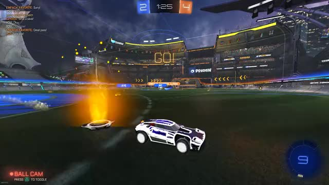 Watch and share Rocket League GIFs and Breeziflick GIFs by Vanilla on Gfycat