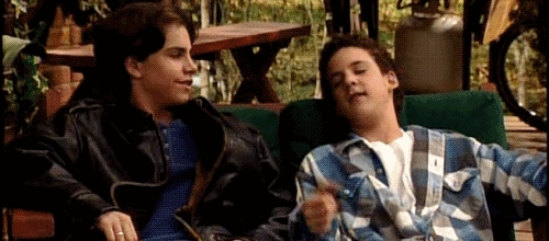 Boy Meets World Fist Bump GIFs
