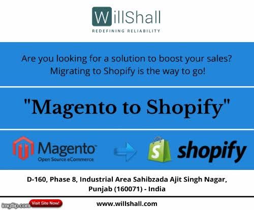 Watch and share Magento To Shopify GIFs by WillShall on Gfycat