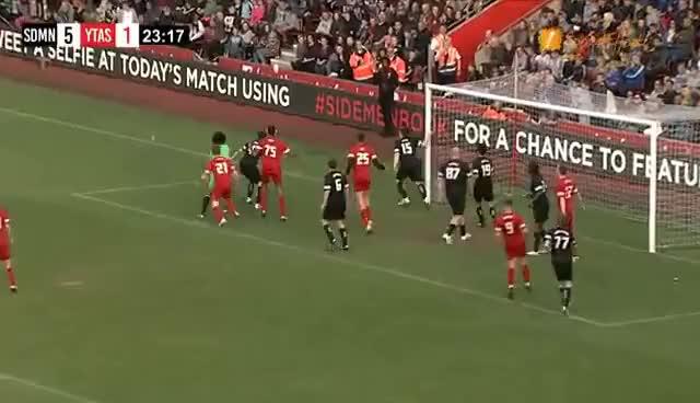 Watch and share Vikkstar123 Best Football GIFs on Gfycat
