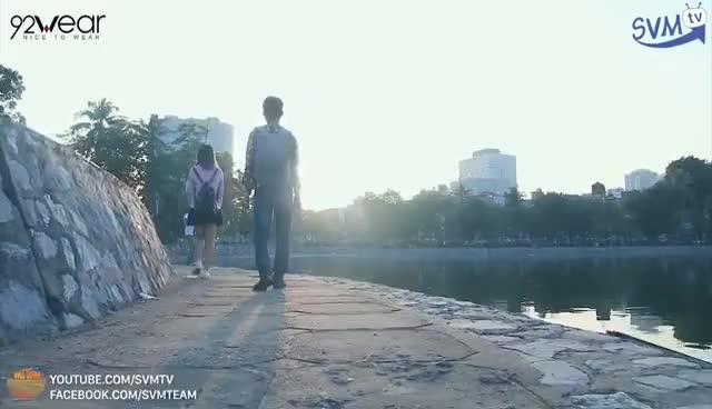 Watch and share SVM Mì Tôm - Tập 70: Phía Sau Một Cô Gái (Phần Cuối) - Phim Học Đường GIFs on Gfycat