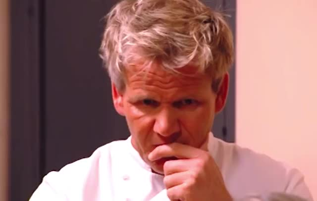 Watch this angry GIF by GIF Queen (@ioanna) on Gfycat. Discover more Gordon Ramsay, angry, boiling, explode, eye, fight, furious, gordon, kitchen, mad, nighmares, off, pissed, ramsay, roll, think, thought GIFs on Gfycat