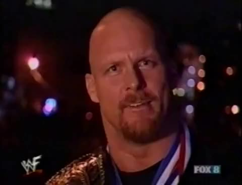 Watch and share Stone Cold Steve Austin What GIFs on Gfycat