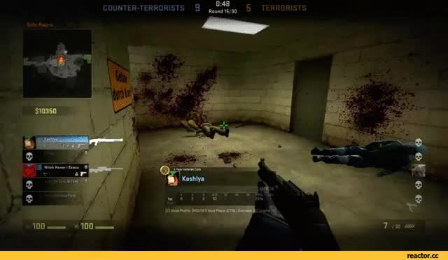 Watch and share Counterstrike Gif GIFs on Gfycat