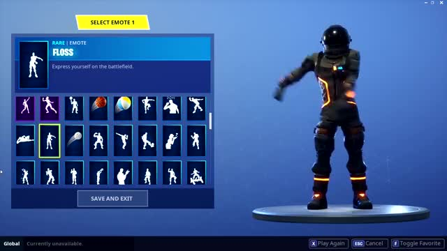 Watch and share FORTNITE FLOSS DANCE EMOTE (1 HOUR) GIFs on Gfycat