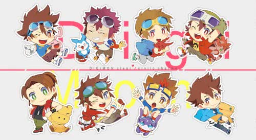 Watch and share Digimon Xros Wars GIFs and Digimon Adventure GIFs on Gfycat