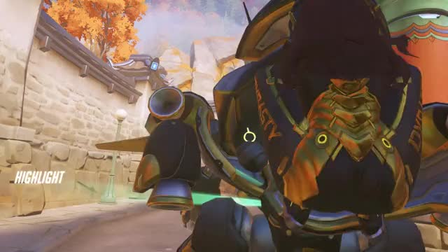 Watch and share Highlight GIFs and Overwatch GIFs by Shizuo Rin on Gfycat