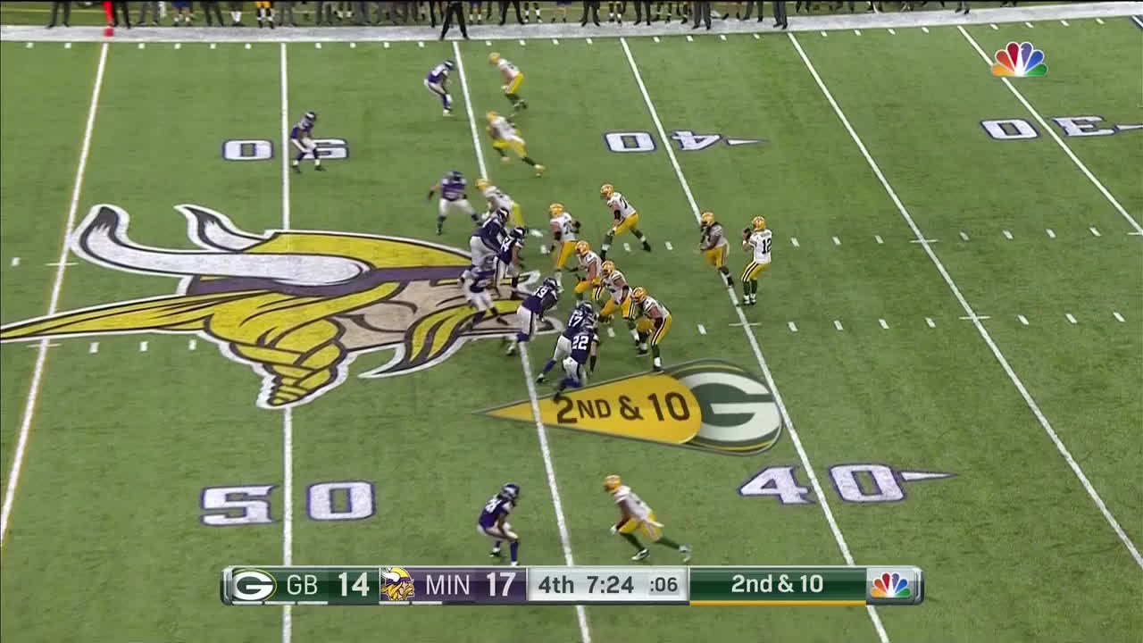 greenbaypackers, Rodgers Rodgers Over The Middle GIFs