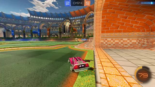 Watch and share Little Freestyle Pre Jump Rocket League GIFs by Tentacles on Gfycat