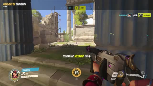Watch and share Overwatch GIFs and Doomfist GIFs by twitch.tv/snoogans__ on Gfycat