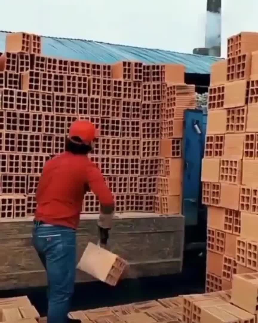 bricks, stacking bricks GIFs