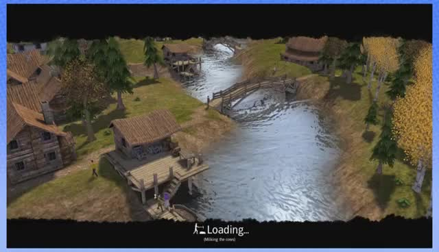 Banished - Steam Train GIFs
