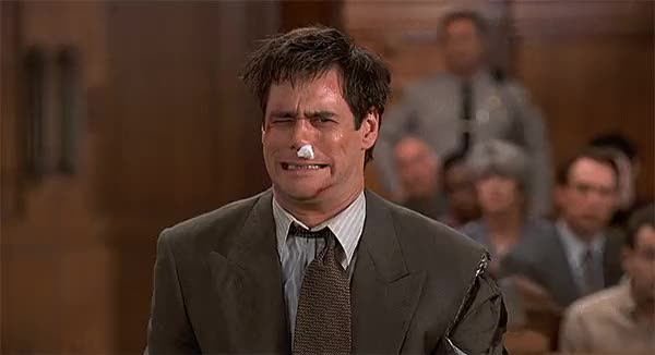 Watch and share Liar Liar Yes I Can Jim Carey Gif GIFs on Gfycat