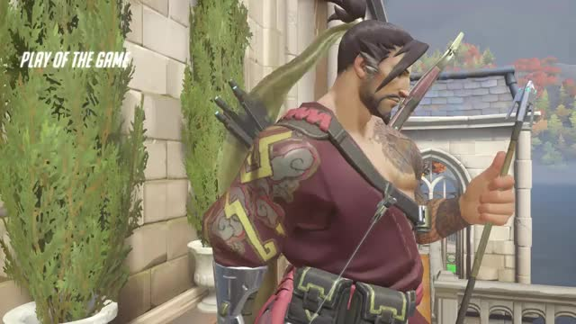 Watch 4k GIF on Gfycat. Discover more hanzo, overwatch, potg GIFs on Gfycat