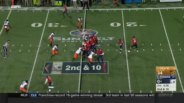 Watch and share Football GIFs and Ncaa GIFs by Pistols Firing on Gfycat