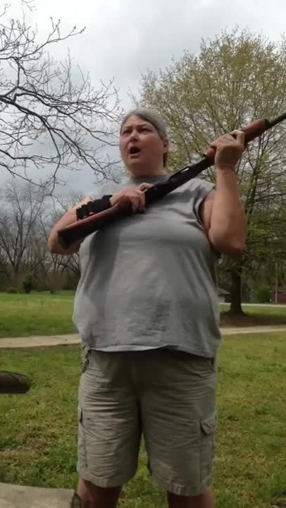 Watch and share Southern Momma Has Had Enough!!! GIFs on Gfycat