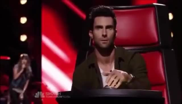 Watch and share Juliet Simms - Oh! Darling - The Voice Blind Auditions GIFs on Gfycat