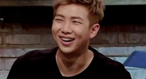 Watch and share Rap Monster GIFs and Bts GIFs on Gfycat